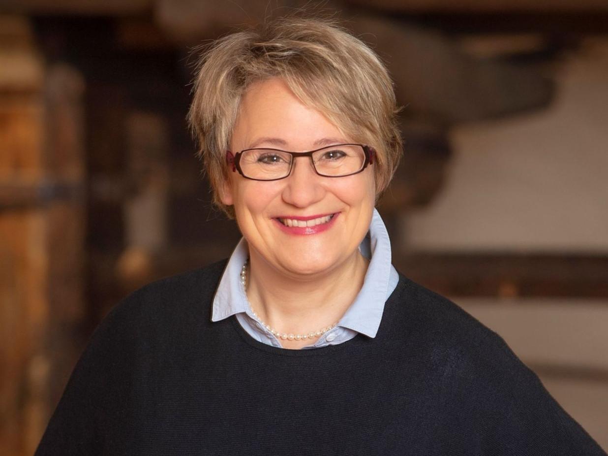 Portrait von Christine Johner